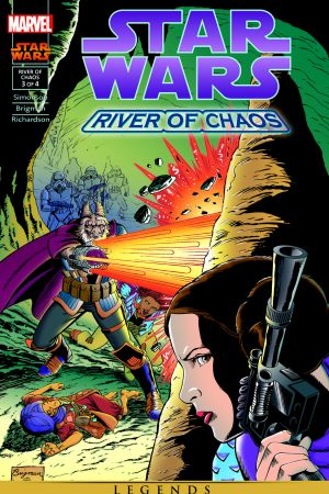 Star Wars: River of Chaos #3