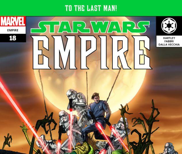 Star Wars: Empire (2002) #18