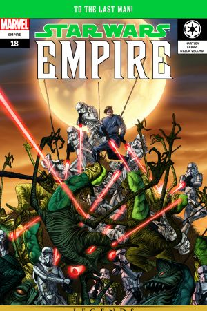 Star Wars: Empire #18