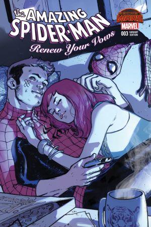 Amazing Spider-Man: Renew Your Vows (2015) #3 (Pichelli Variant)