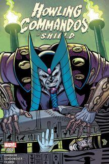 Howling Commandos of S.H.I.E.L.D. (2015) #4