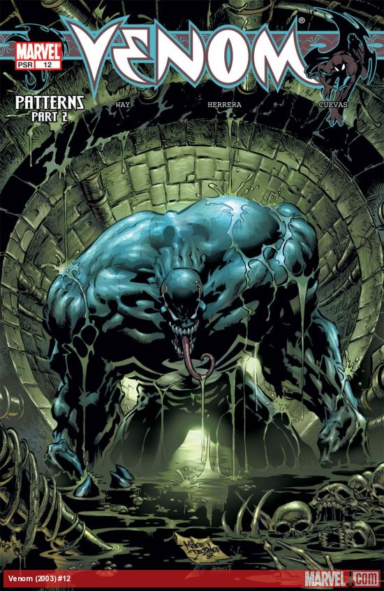Venom (2003) #12