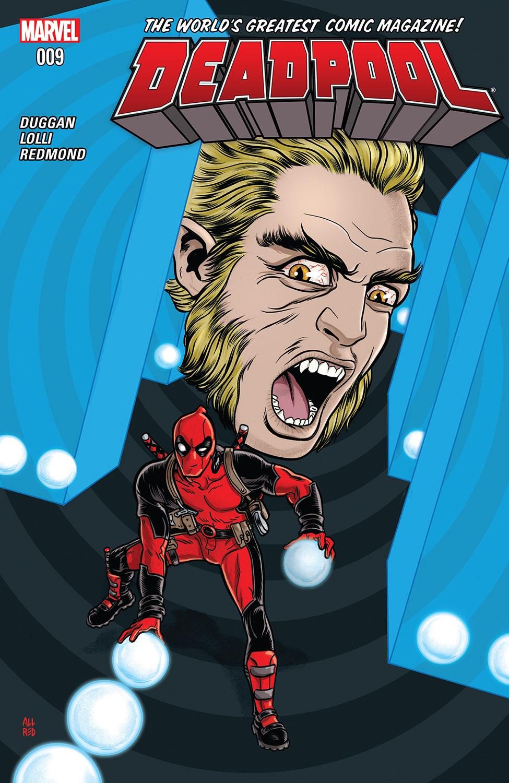 Deadpool (2015) #9