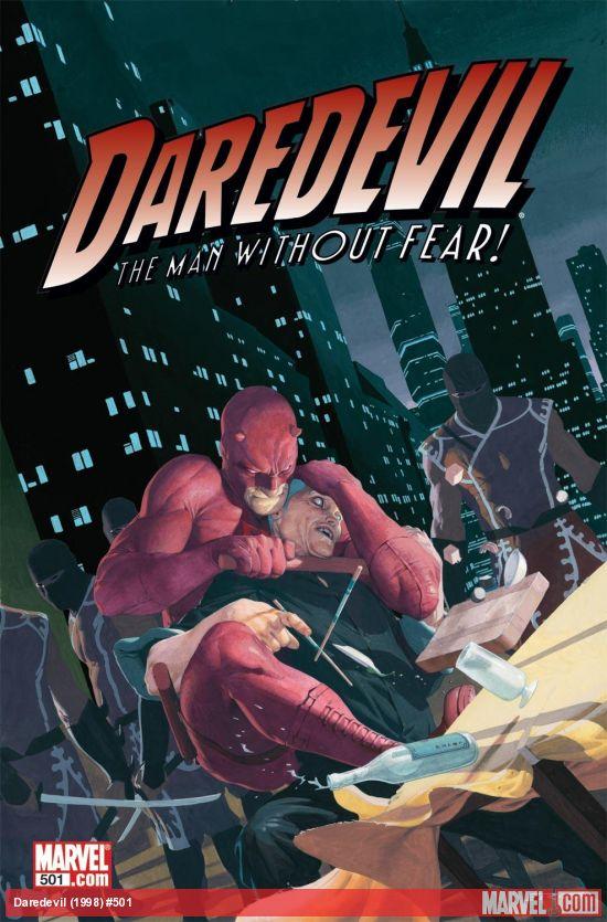 Daredevil (1998) #501