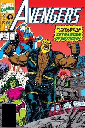 Avengers (1963) #331