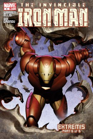 The Invincible Iron Man #6
