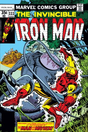 Iron Man (1968) #111