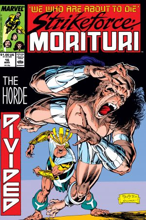 Strikeforce: Morituri #16