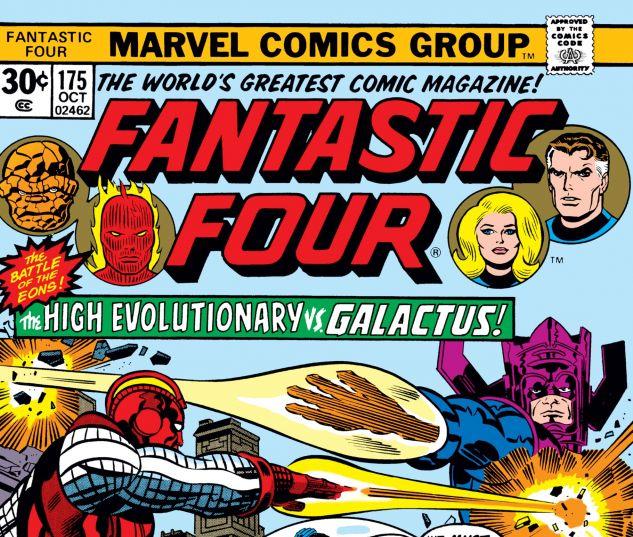 Fantastic Four (1961) #175