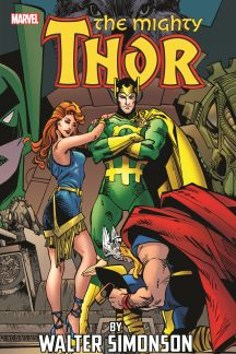 Thor by Walter Simonson Vol. 3 (Trade Paperback)