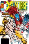 X-Calibre (1995) #4