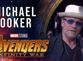 michael rooker live from the avengers infinity war premiere - The Avengers