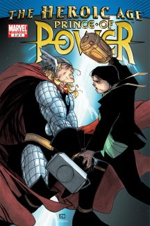 Heroic Age: Prince of Power #2