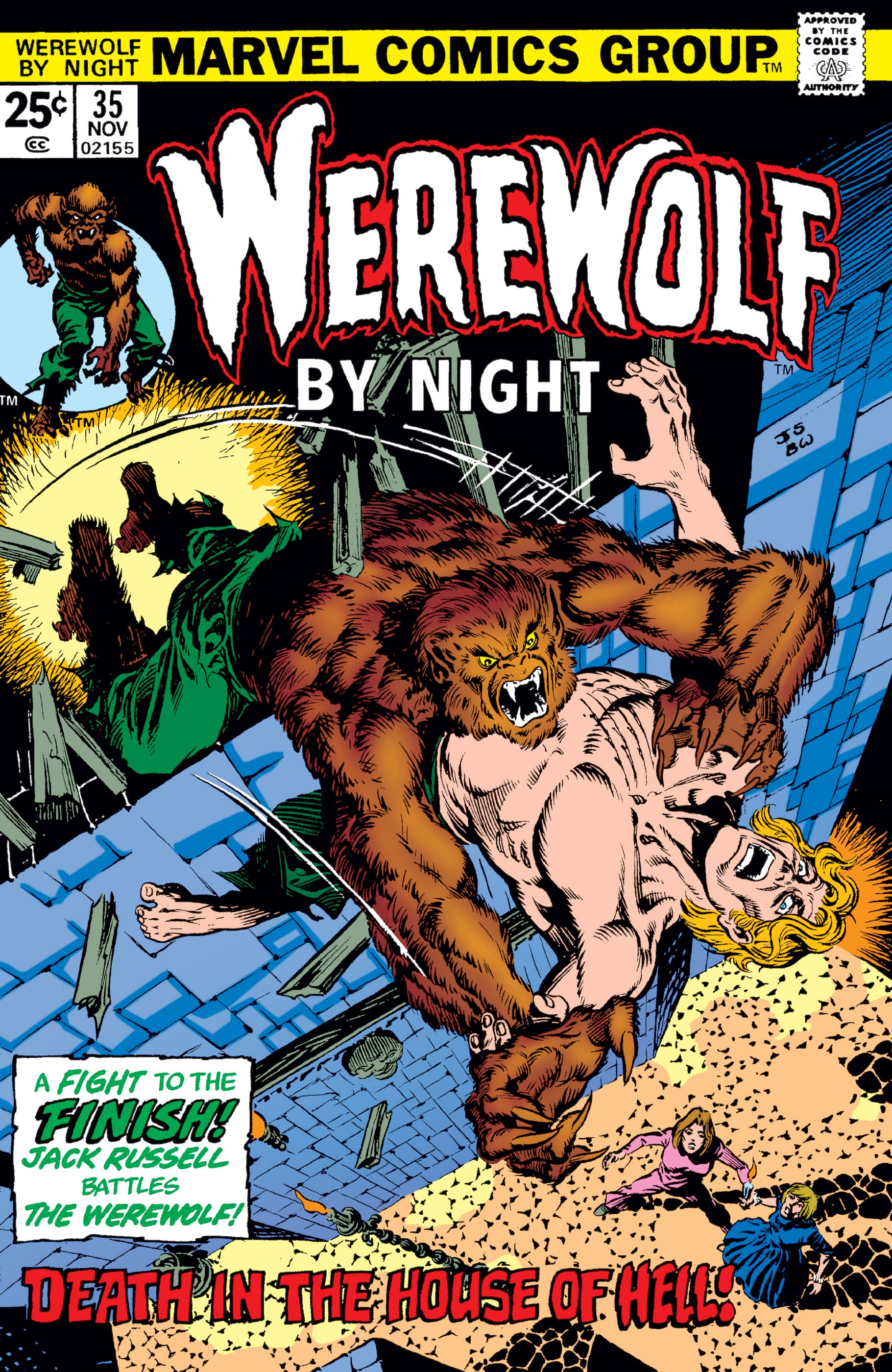 Werewolf By Night (1972) #35