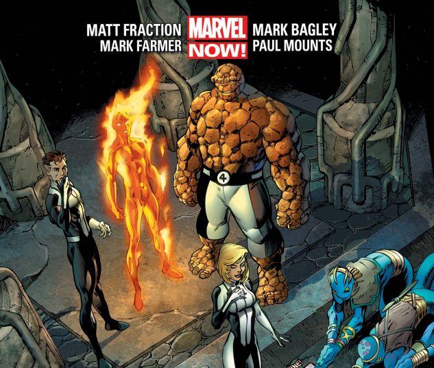 Fantastic Four (2012) #4