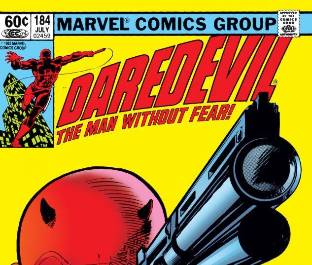 DAREDEVIL (1964) #184