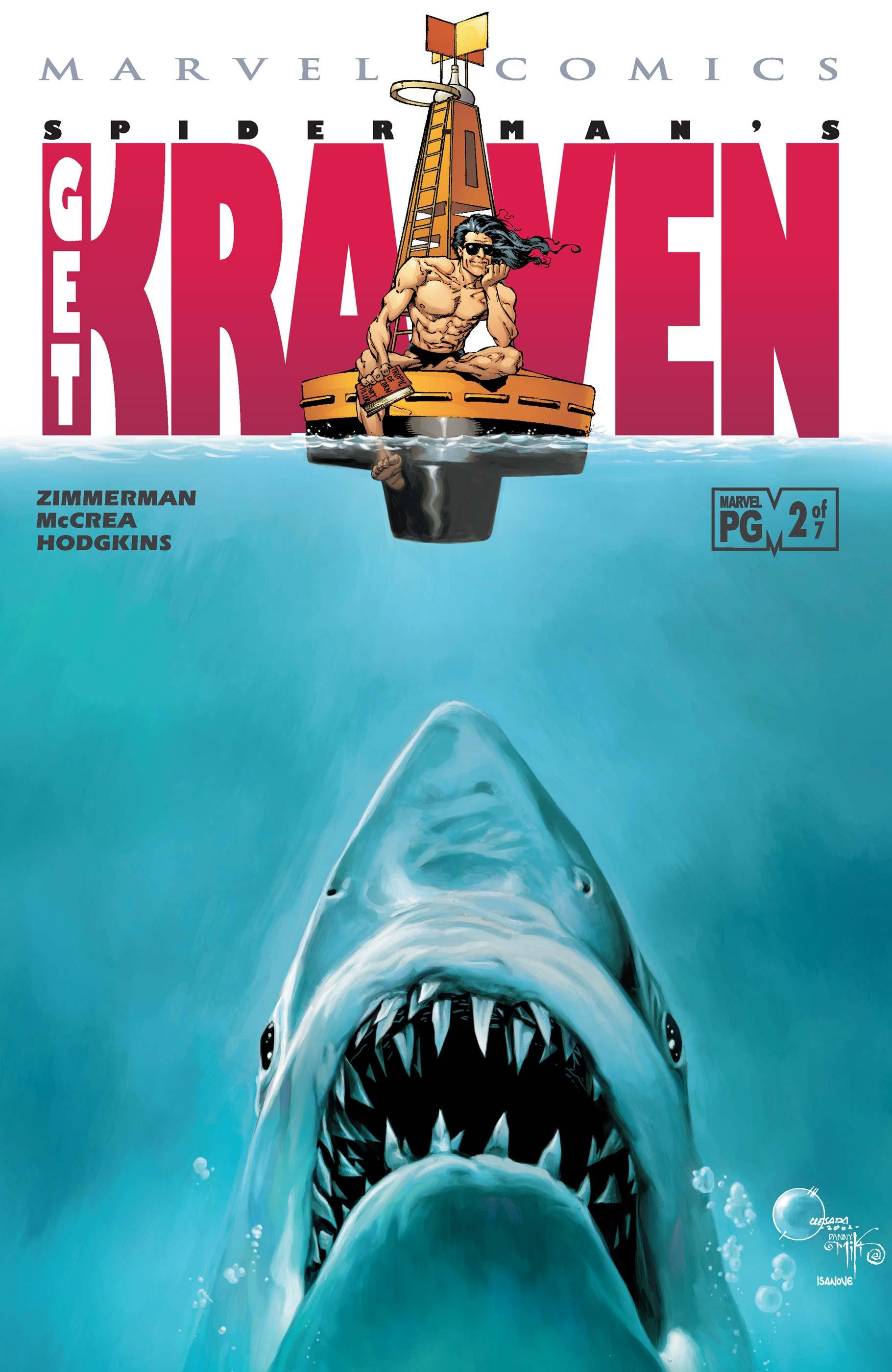 Spider-Man: Get Kraven (2002) #2