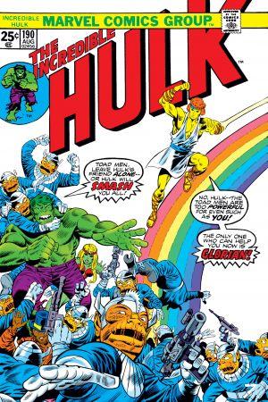Incredible Hulk #190