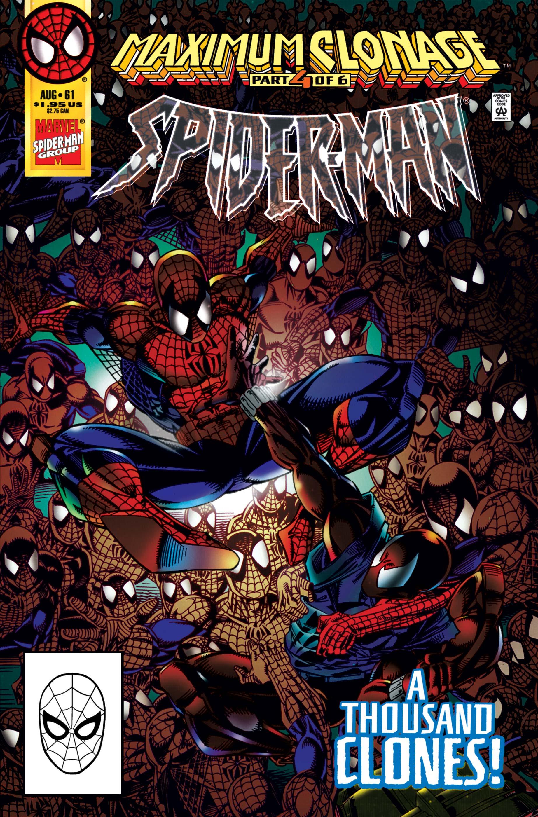 Spider-Man (1990) #61