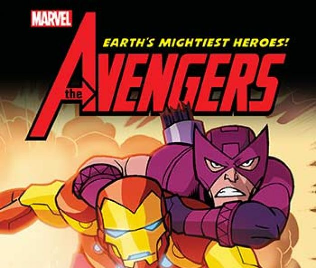 cover from Marvel Universe Avengers: Earth's Mightiest Heroes (Digital Comic) (2018) #1