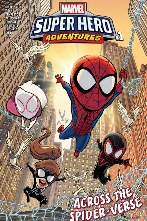 Marvel Super Hero Adventures: Spider-Man - Across the Spider-Verse #1