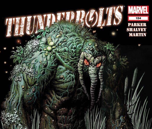 THUNDERBOLTS (2006) #154