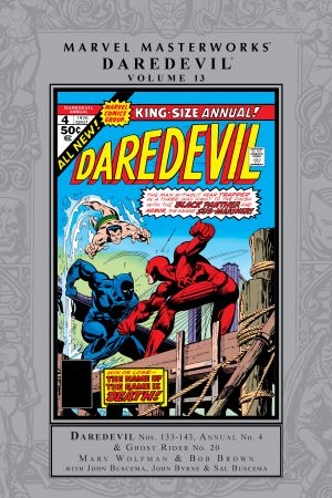 Marvel Masterworks: Daredevil Vol. 13 (Hardcover)
