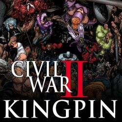 Civil War II: Kingpin (2016)