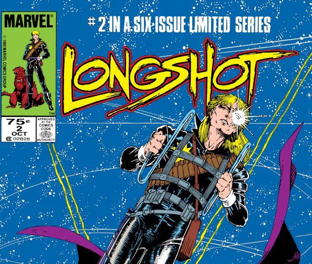 LONGSHOT (1985) #2