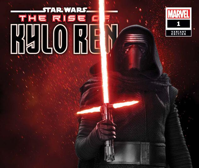 STAR WARS: AGE OF RESISTANCE - KYLO REN 1 FRENZ STAR WARS GREATEST MOMENTS VARIANT #1