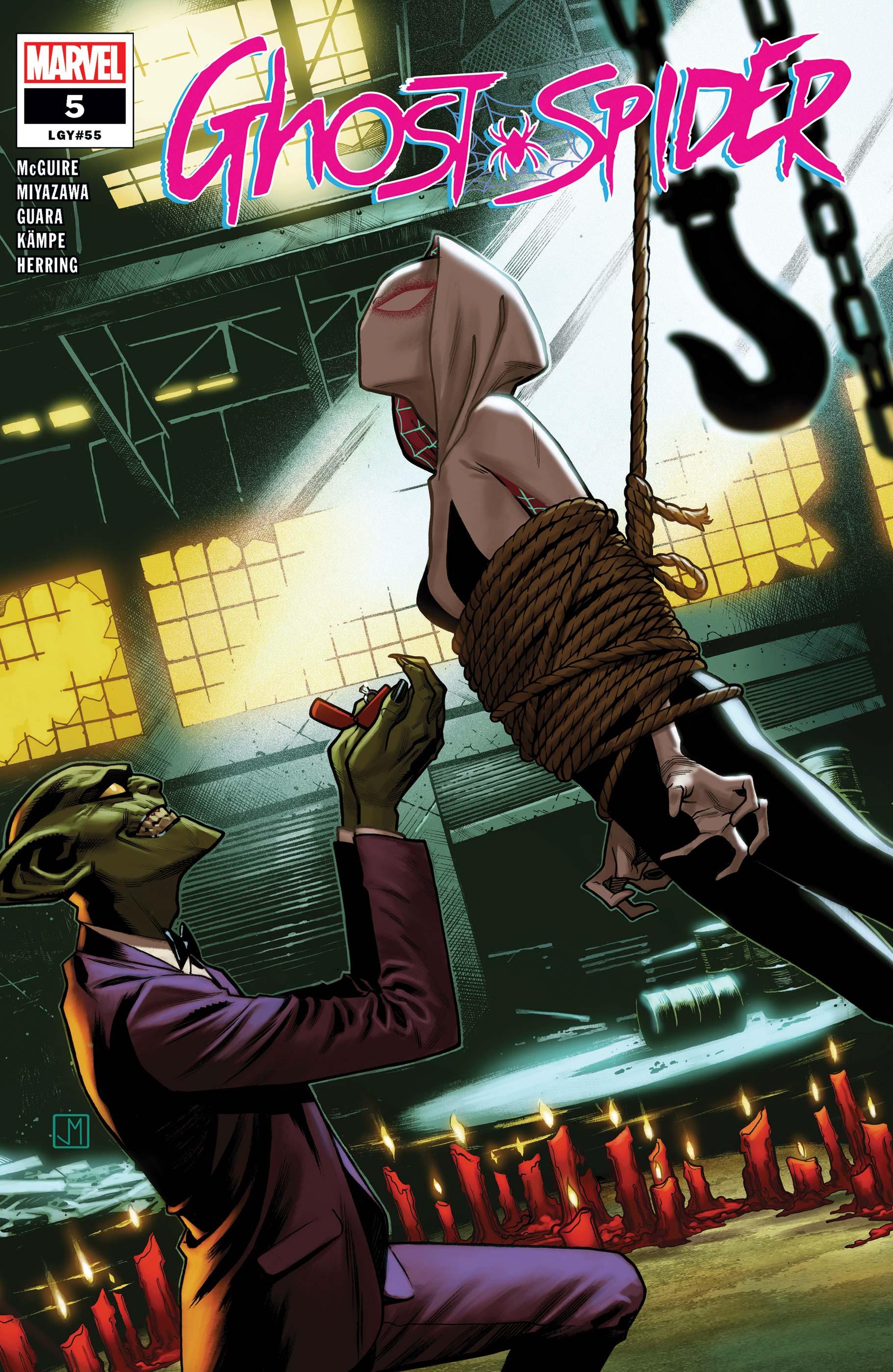 Ghost-Spider (2019) #5