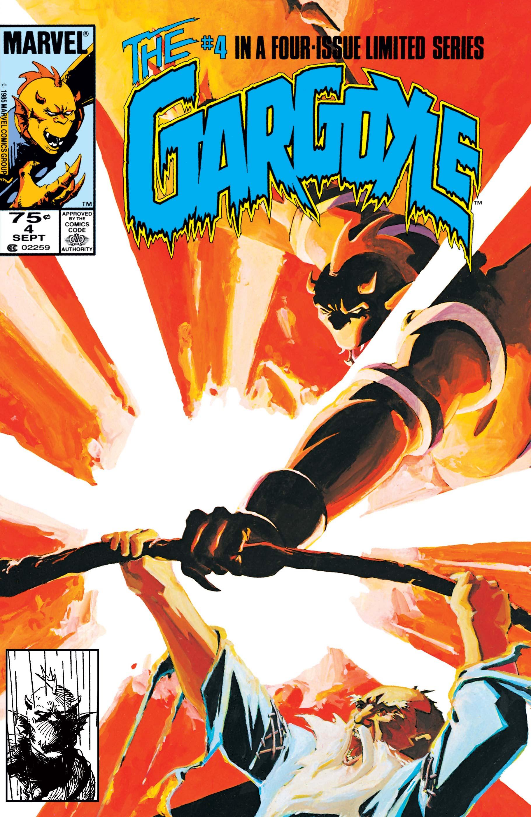 Gargoyle (1985) #4