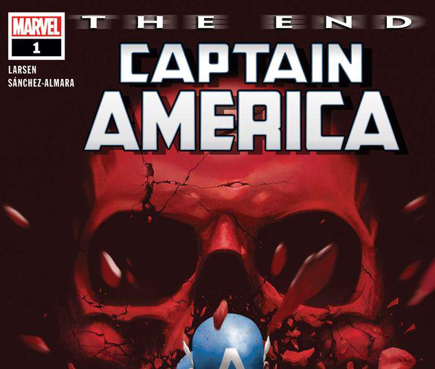 CAPTAIN AMERICA: THE END 1 #1