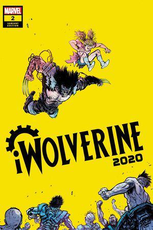 2020 iWolverine (2020) #2 (Variant)