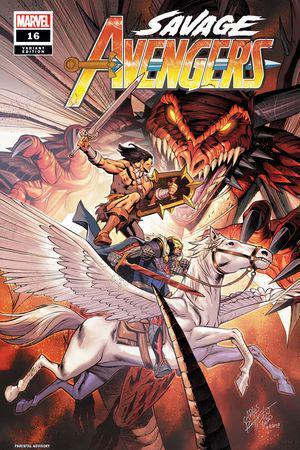 Savage Avengers #16  (Variant)
