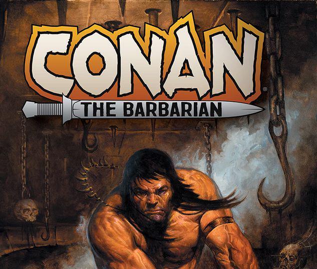 CONAN THE BARBARIAN BY JIM ZUB VOL. 1: INTO THE CRUCIBLE TPB #1