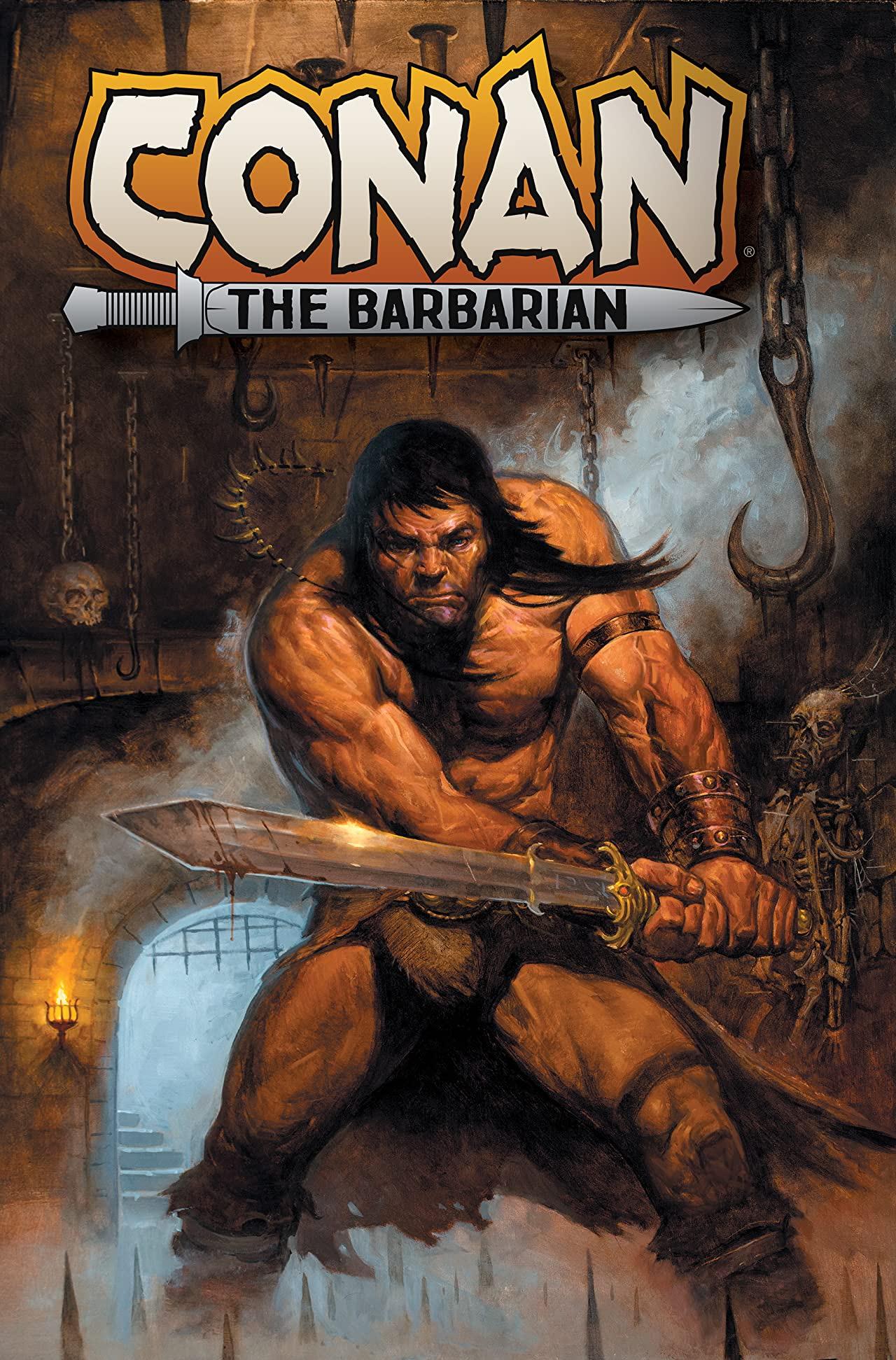 Conan The Barbarian by Jim Zub Vol. 1: Into The Crucible (Trade Paperback)