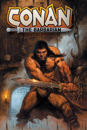 Conan The Barbarian by Jim Zub Vol. 1: Into The Crucible (Trade Paperback)