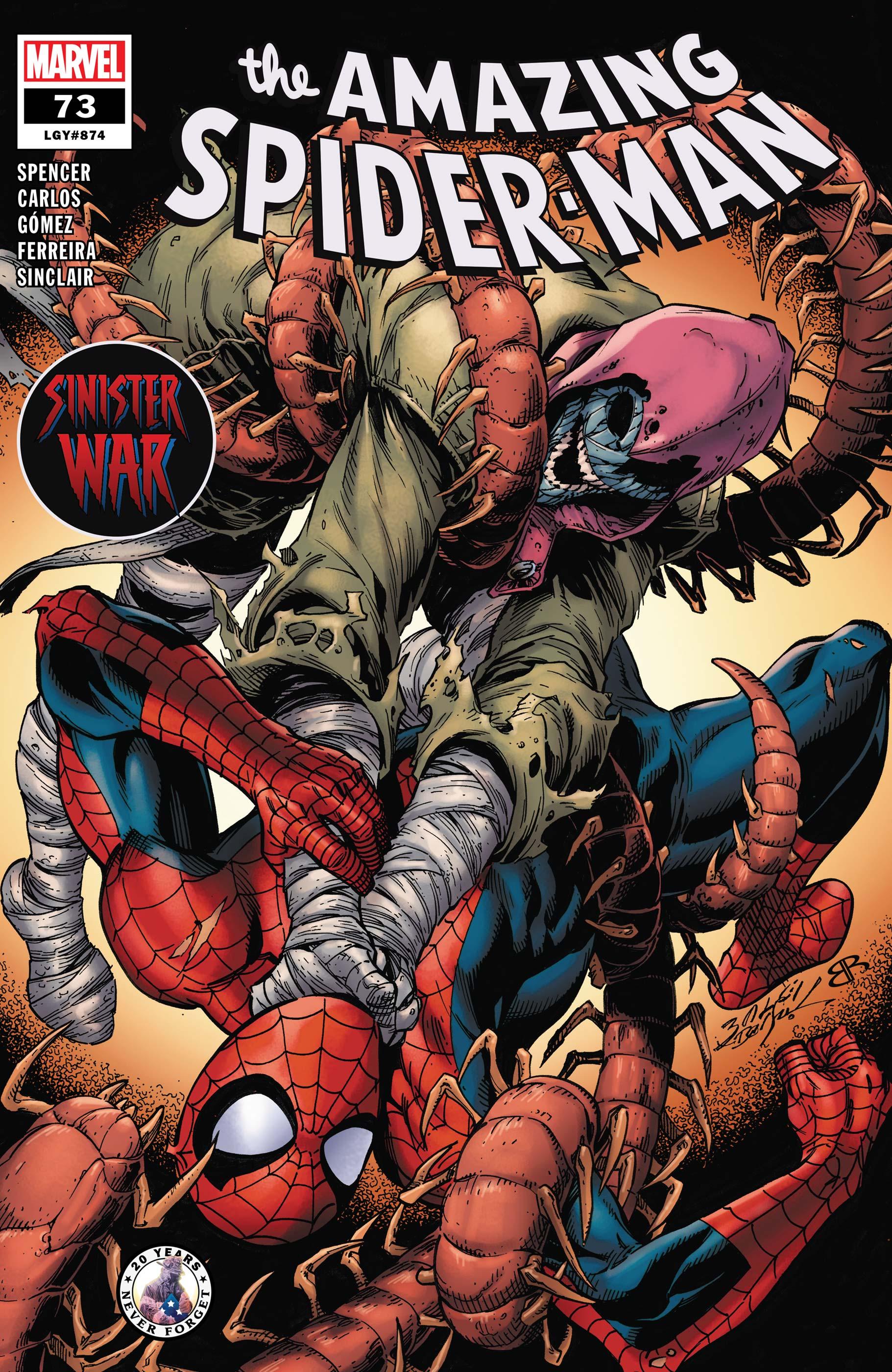 The Amazing Spider-Man (2018) #73
