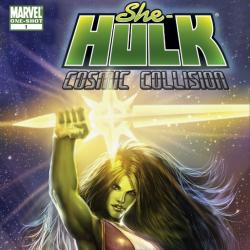 She-Hulk: Cosmic Collision (2008)
