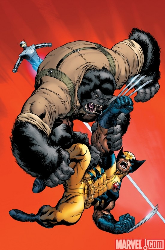 X-Men Vs. Agents of Atlas (2009) #1