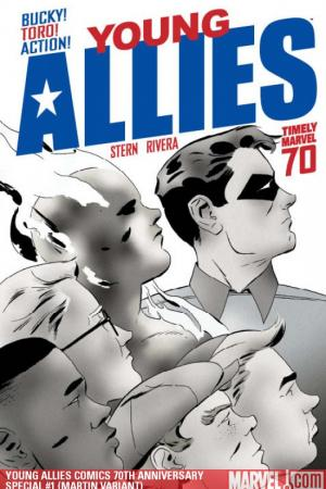 Young Allies Comics 70th Anniversary Special (2009)