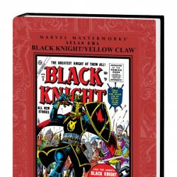 MARVEL MASTERWORKS: ATLAS ERA BLACK KNIGHT/YELLOW CLAW
