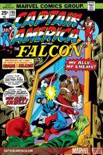 Captain America (1968) #186 cover