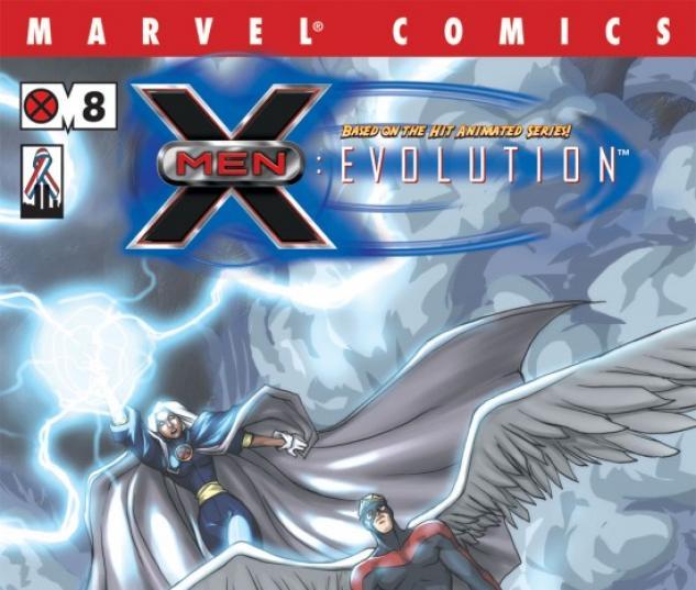 x-men: evolution #8