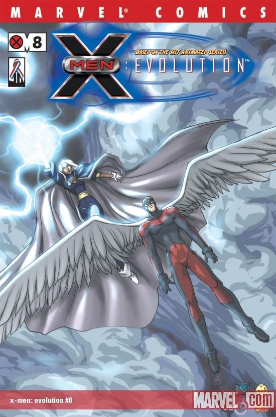 X-Men: Evolution (2001) #8