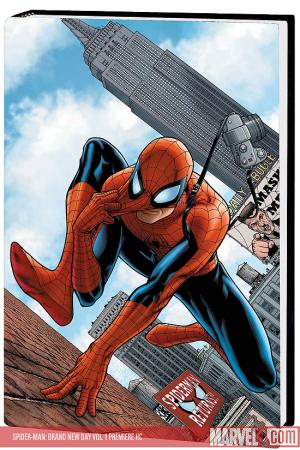 Spider-Man: Brand New Day Vol. 1 Premiere (Hardcover)