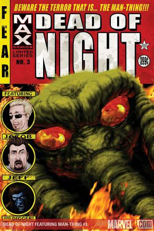 Dead of Night Featuring Man-Thing #3