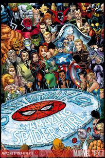 Amazing Spider-Girl (2006) #15