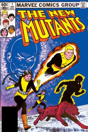 New Mutants Classic Vol. 1 (2006)